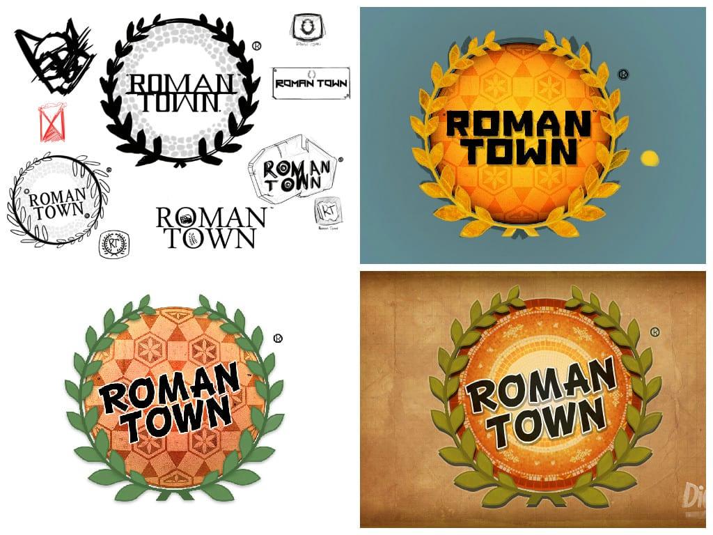Roman Town Progress