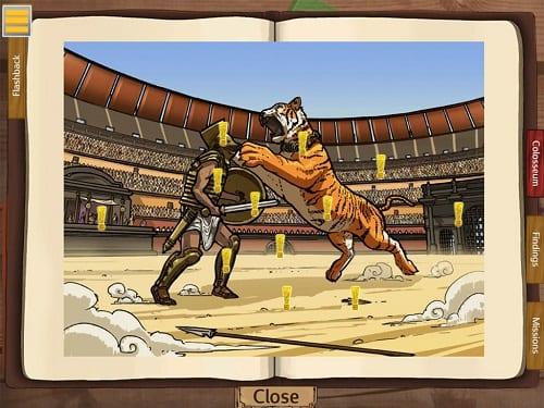 Excavate! Rome screenshot
