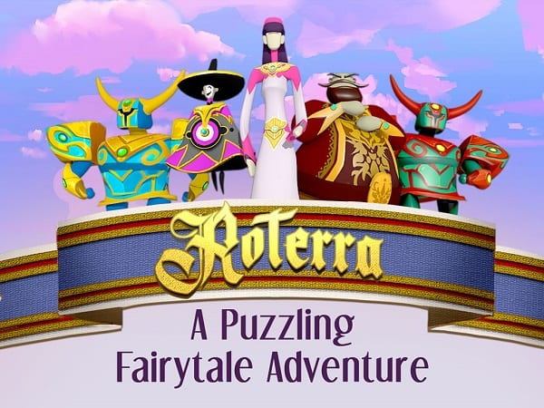 Roterra is inspired by fractured fairytales among other influences