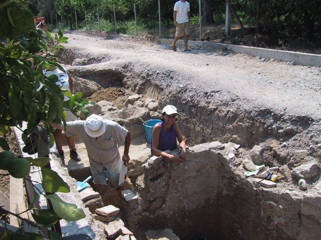Suzi Archaeologist