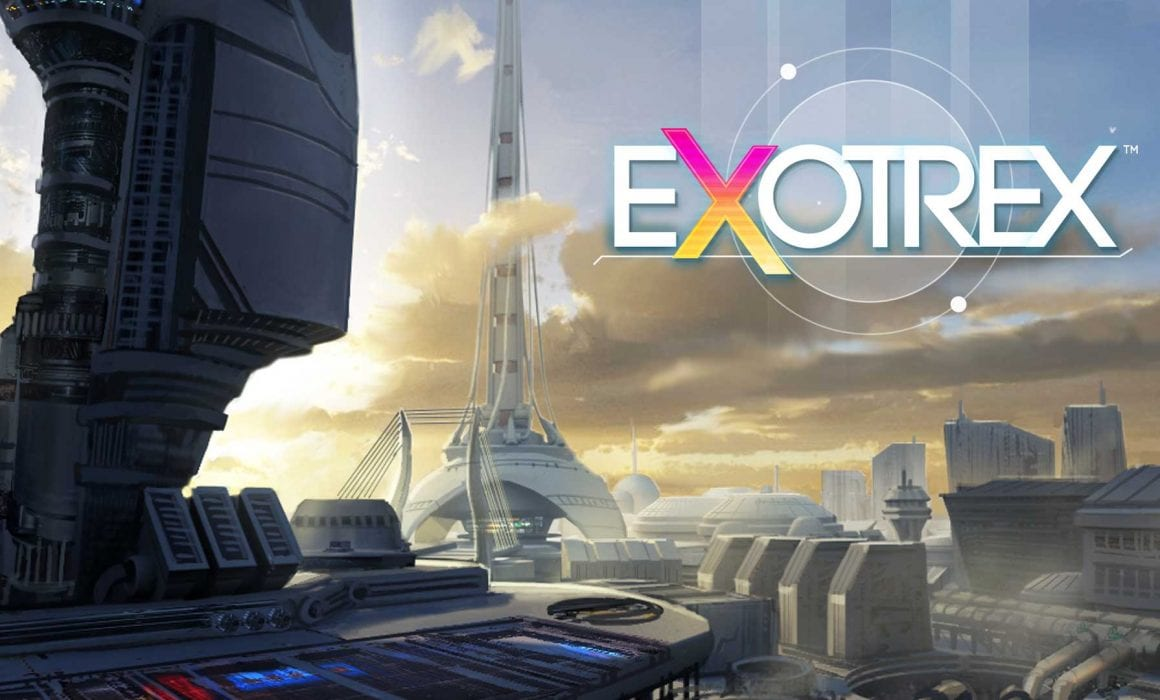 ExoTrex Episode 1 Science Game Space Adventure