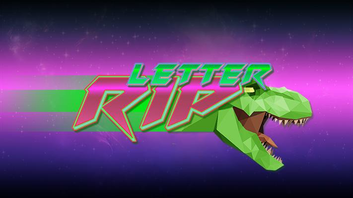 Letter Rip Splash