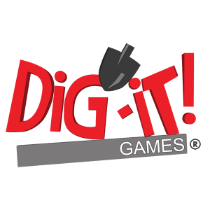 Dig-It! Games logo in female game developers profile post