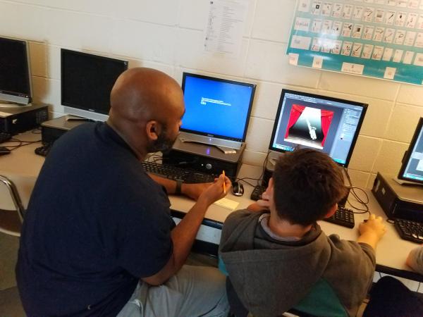 Computer Science Education Week - Dig-It! Games