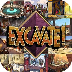 All Excavate! games bundled together for education