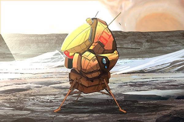 ExoTrex 2: a scientific space adventure
