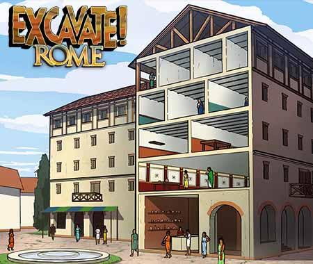 Excavate! Rome