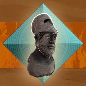 Excavate! Greece education game app icon