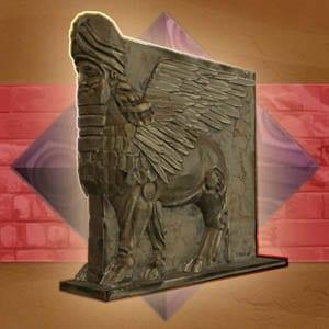 Excavate! Mesopotamia education game