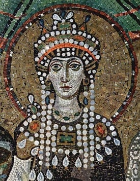 Women's History Month: Remembering Theodora of Byzantium