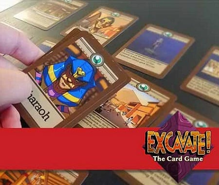Excavate! Card Game World History Lesson Plan