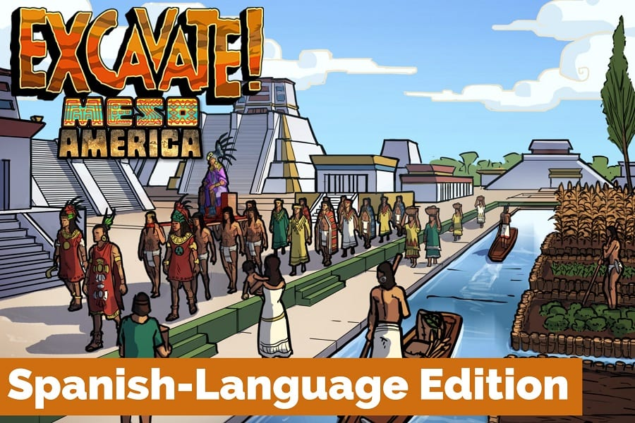 Spanish Translation for MesoAmerica