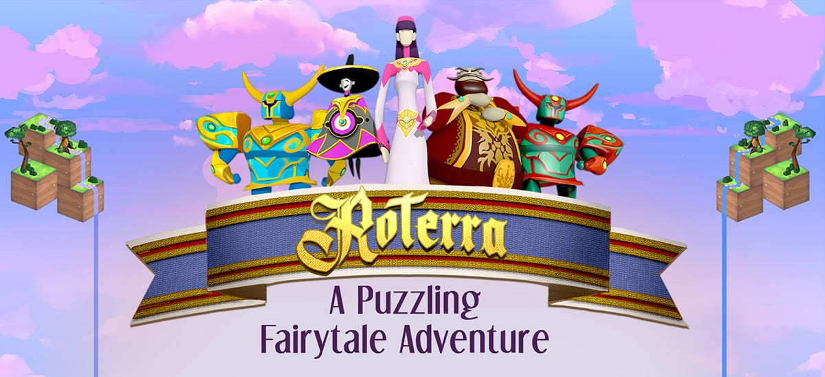 Roterra: A Puzzling Fairytale