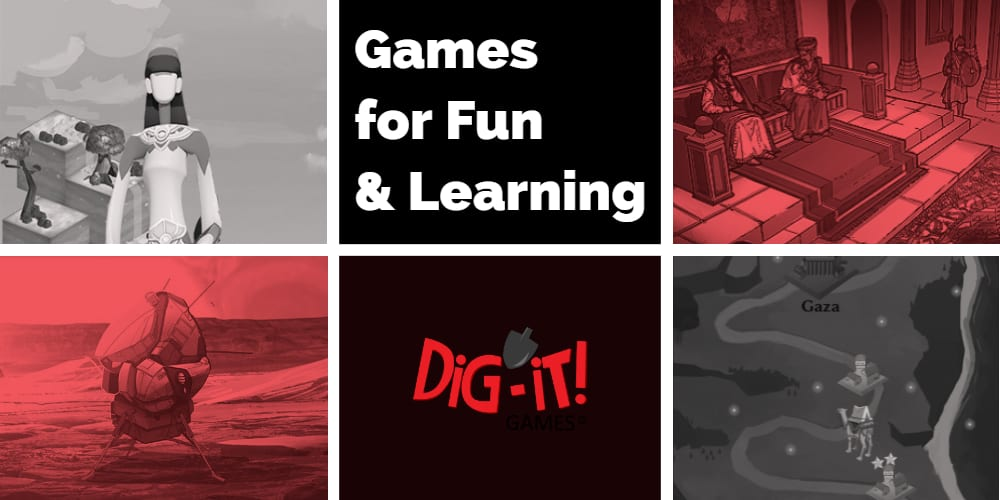 Summer Gaming List 7: Dig-It! Games