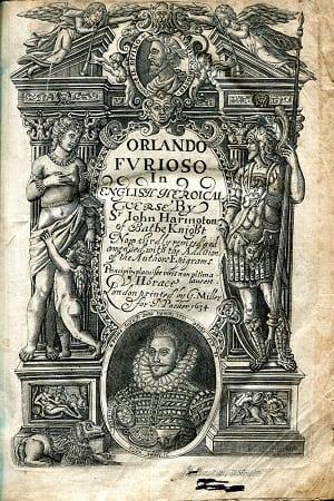 Orlando Furioso by Gustave Dore
