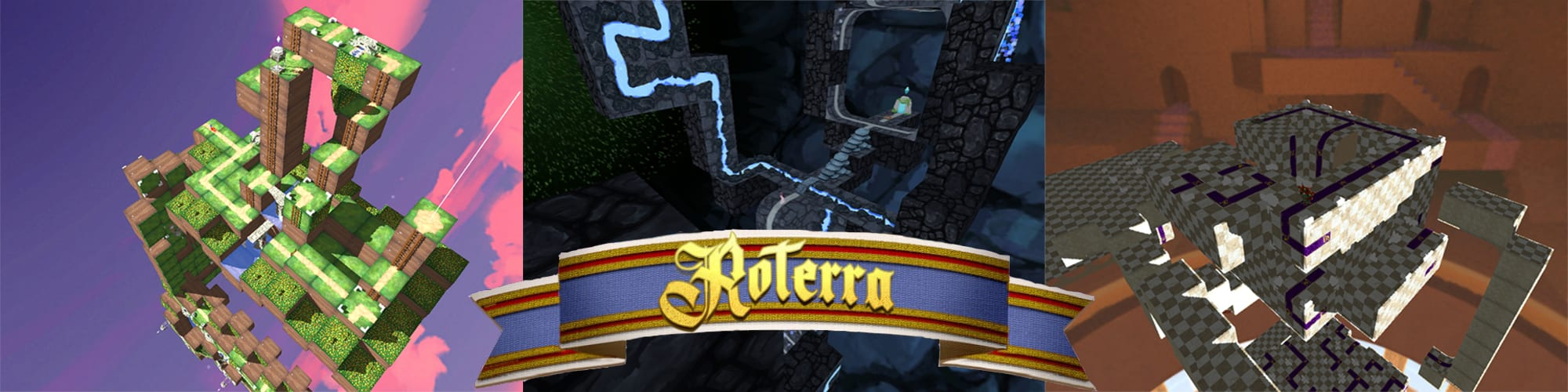 Roterra: a fairytale puzzle for those looking for a challenge