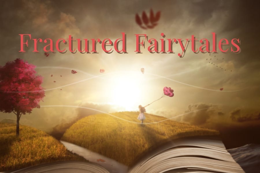 Fractured fairytales also known as upside down fairytales or flipped fairytales