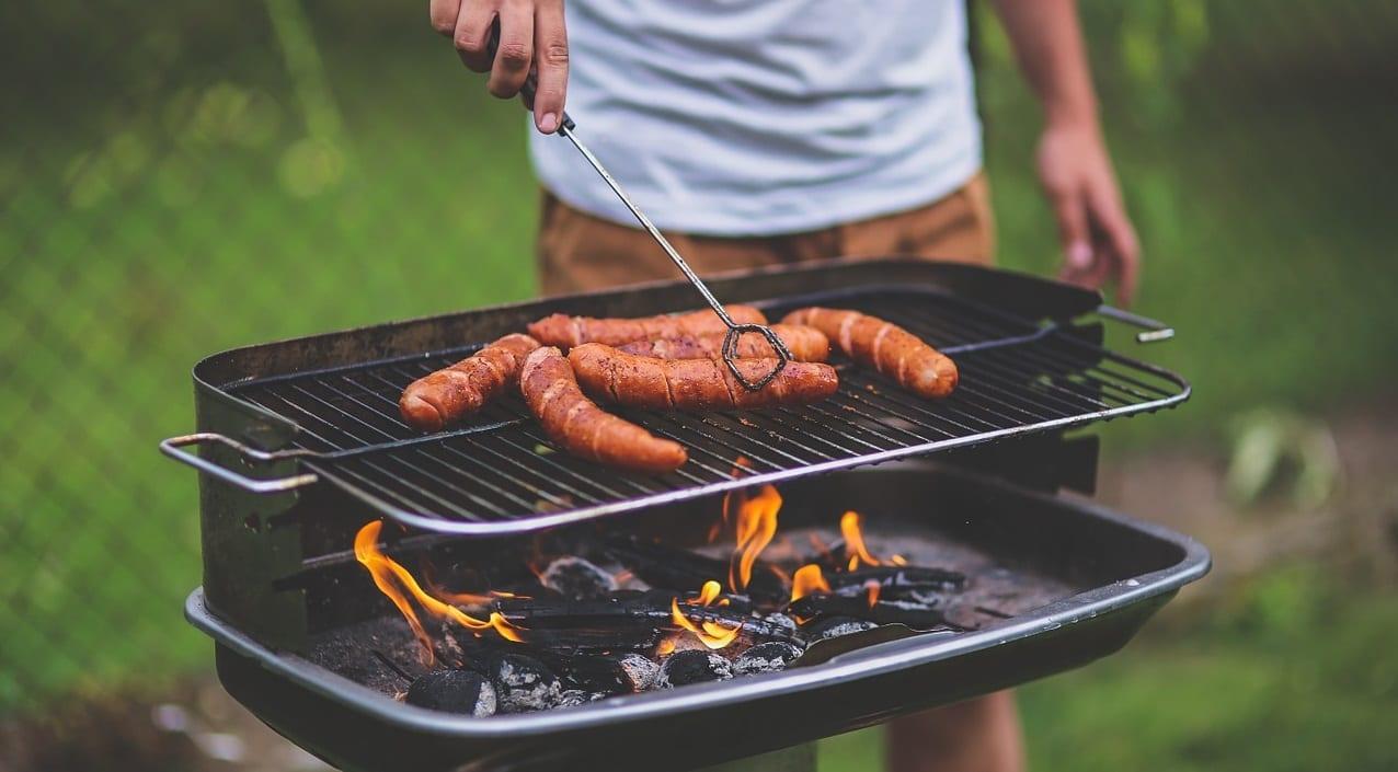 Summer barbecue get together