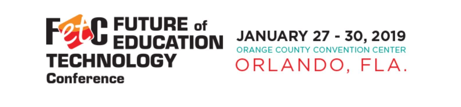 FETC educational conference logo