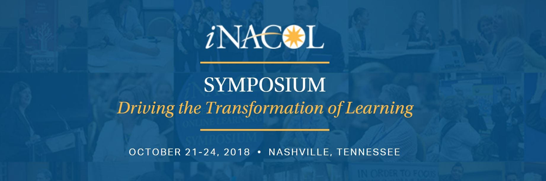 educational conference Inacol for transforming learning