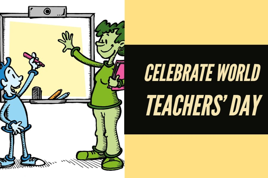 Celebrate World Teachers' Day