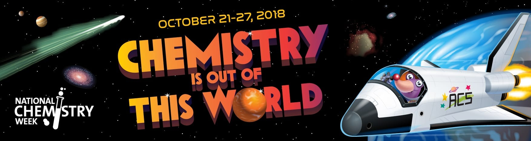 National Chemistry Week 2018