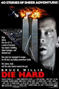 Die Hard is a holiday movie