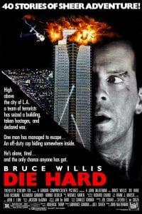 Die Hard is a holiday movie