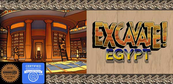Egypt World History and Archaeology Game