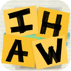 I Have A Word- a word game for the whole family