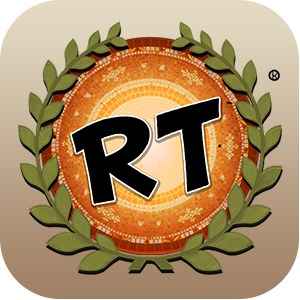 Roman Town, a social studies game app icon