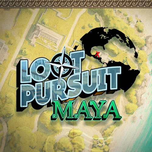 Loot Pursuit: Maya- a math and social studies game