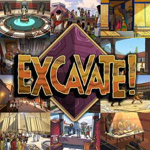 World History Excavate Game Classroom Bundle